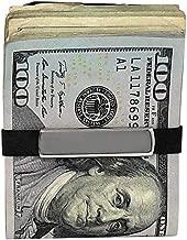 GRAND BAND Engraved Money Bands - Free Engraving - Lux Medium - Slim