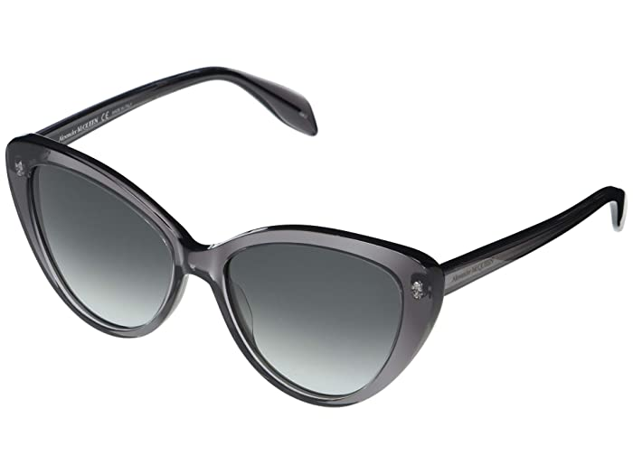Alexander McQueen  AM0240S (Grey) Fashion Sunglasses