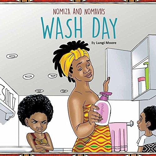 Nomiza and Nomava's : Wash Day (English Edition)