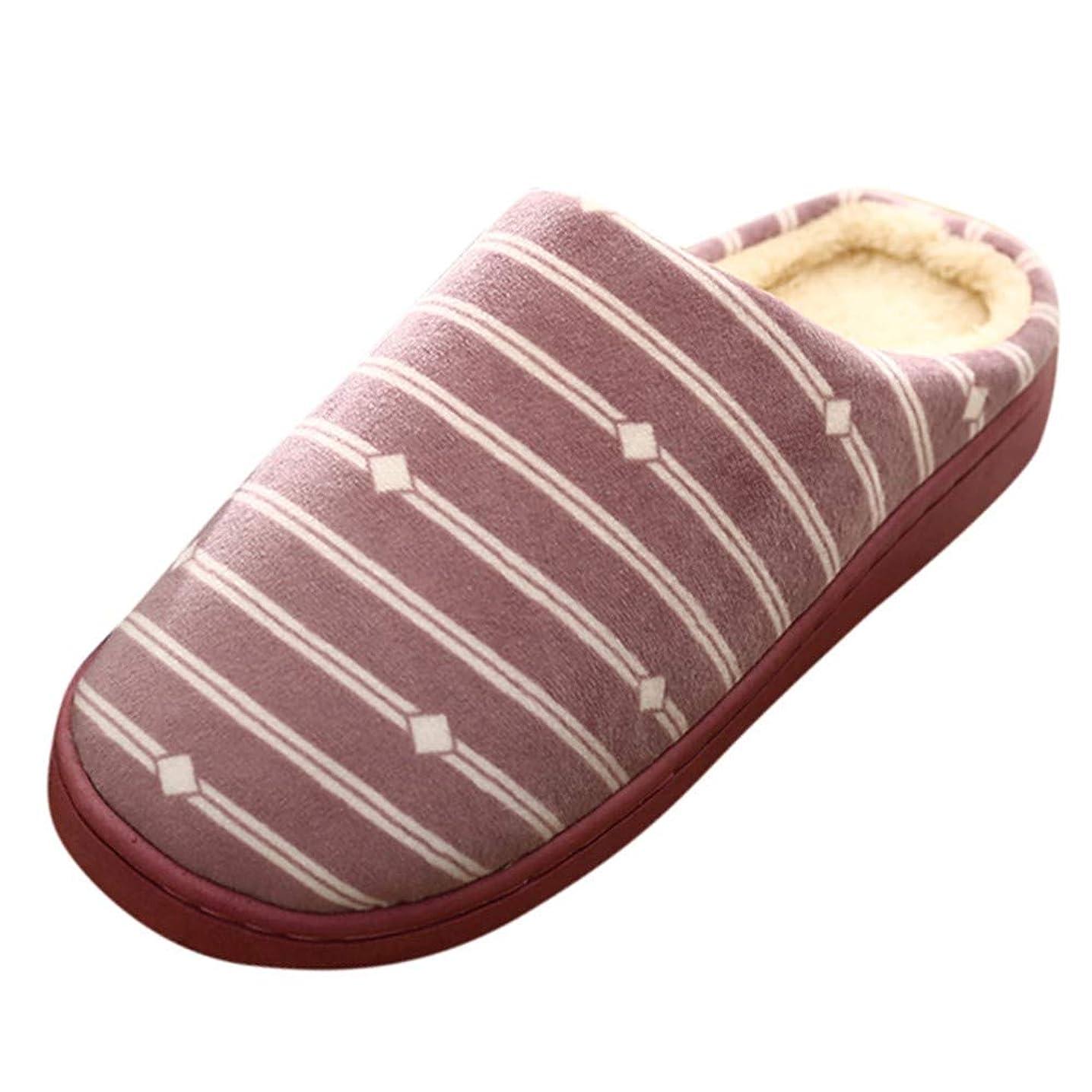 掃く危険にさらされている貸すFeteso ルームシューズ スリッパ レディース 冬 室内履きスリッパ 滑り止め 防寒 暖かい? 冬用 歩きやすい 抗菌衛生 濯可スリッパ 旅行用 超軽量Women Warm Soft Slippers Bedroom Shoes 5スタイル
