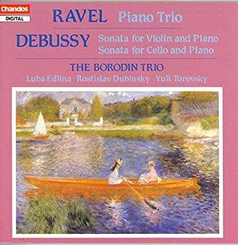 Debussy: Violin Sonata / Cello Sonata / Ravel: Piano Trio