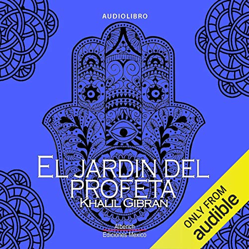 El jardin del profeta [The Garden of the Prophet] audiobook cover art