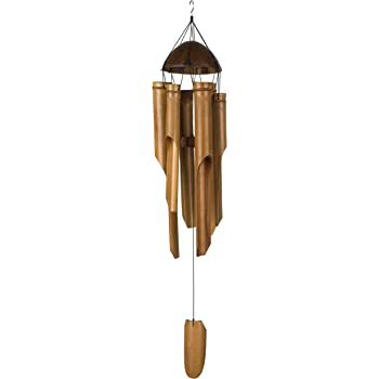 Made In Australia Large Copper Wind Chimes Designed To Last A Lifetime.