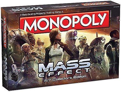 Monopoly  Mass Effect by Mass Effect
