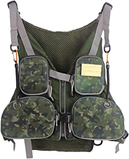 Best fishing mesh vest Reviews