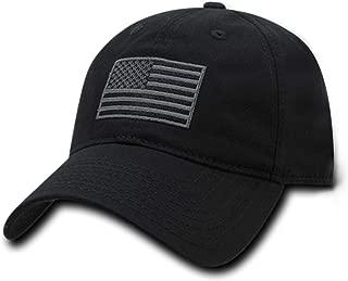 Polo Style American Pride Flag Baseball Caps
