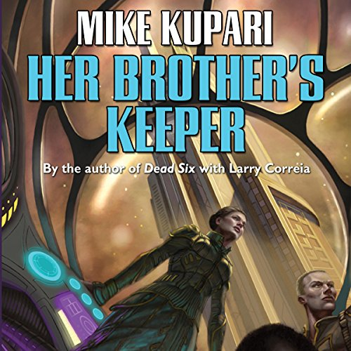 Her Brother's Keeper audiobook cover art