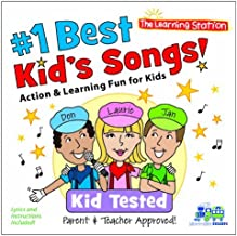#1 Best Kid's Songs by The Learning Station (2011-05-19)