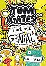 Tom Gates, tome 3 : Tout est génial (ou presque...) par Pichon