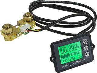TOOGOO 1 Stücke Tk15 Dc 8 V 80 V 100A Batterie Coulometer Professionelle Pr?zision Fahrzeug Batterie Tester Elektrische Mengen Anzeige Monitor