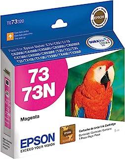 Cartucho Original, Epson, T073320BR, Magenta