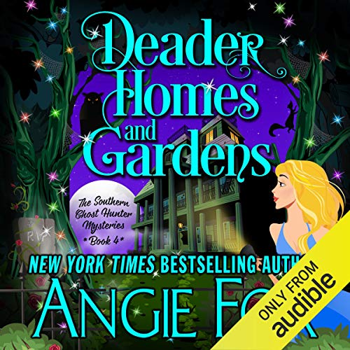 Deader Homes and Gardens audiobook cover art