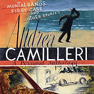 Couverture de Montalbano's First Case and Other Stories