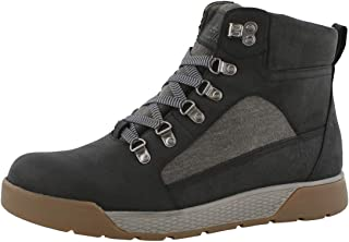 "Kodiak Men's 5"" Fundy Boot Wp in Black"