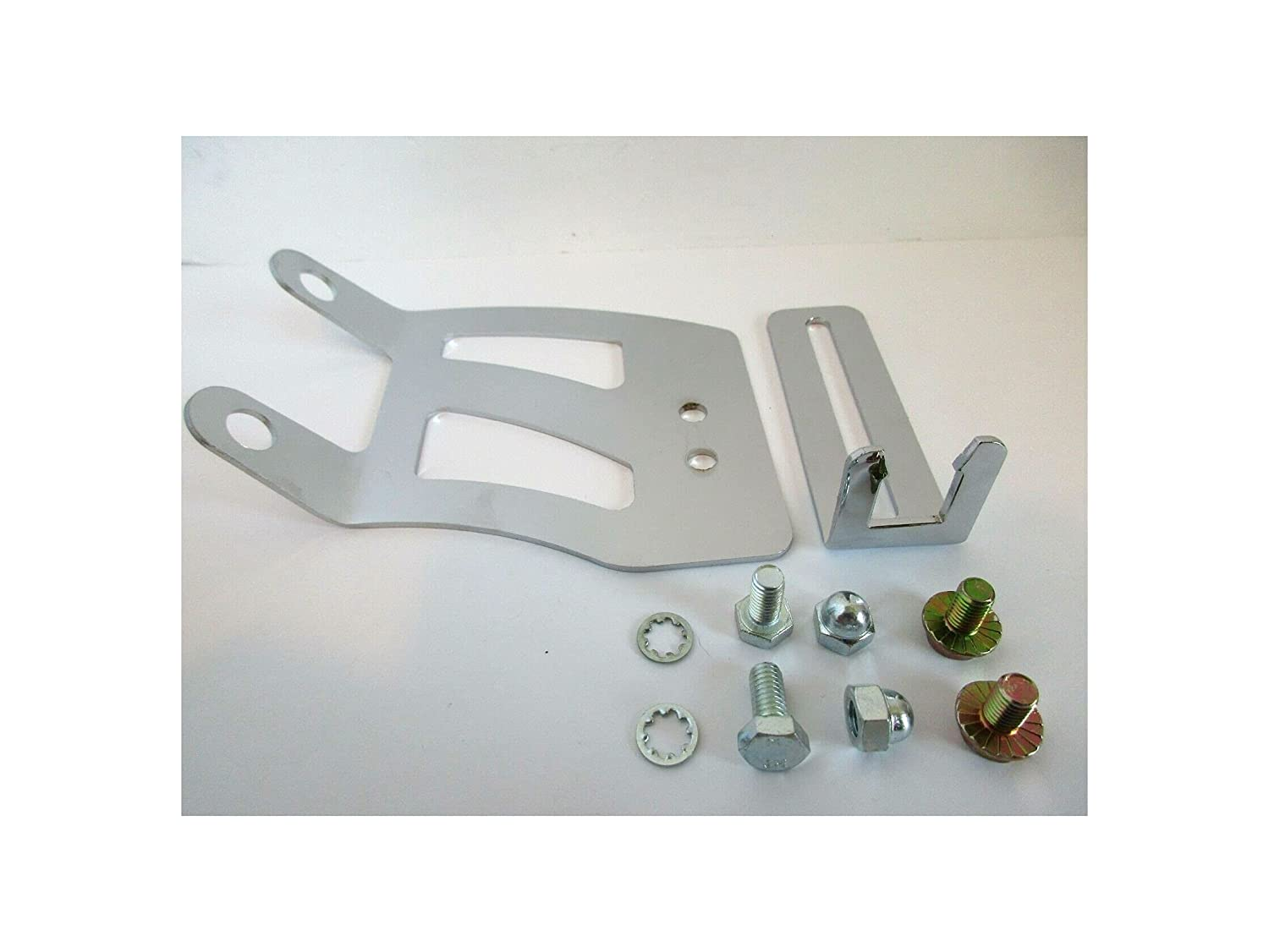 Chrome Throttle Cable Bracket AUTOMANUAL Trans 350 Ranking TOP2 327 SBC 383#9 Ranking TOP14
