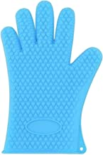 Generic Silicone Heat Resistant Glove, Blue