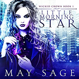Little Morning Star audiobook cover art