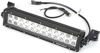 Rugged Ridge 15209.11 LED Light Bar 13.50 in. 72 Watt 6072 Lumens Flood And Beam Patterns Waterproof LED Light Bar