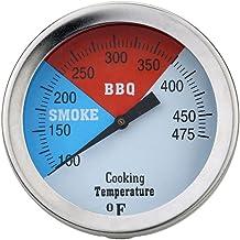 50 Mm 100-475 ° F Horno Termómetro Cocina Alimentos Carne Dial Indicador De Temperatura