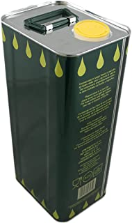 Olio extravergine di oliva 100 % ITALIANO (5 Litri)