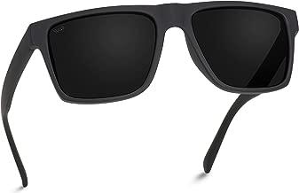 WearMe Pro - Polarized Flat Top Square Men Sunglasses