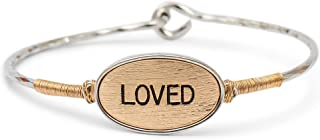 إلان تصميم الحب الذهب والفضة لهجة حجم واحد يناسب معظم المعادن سوار مشبك الإسورة