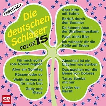 Die deutschen Schlager Folge 15