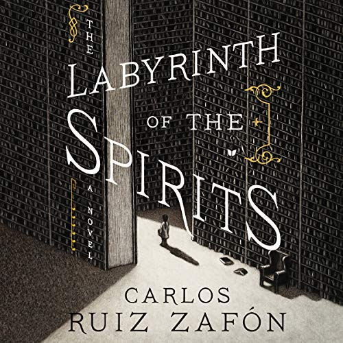 The Labyrinth of the Spirits cover art