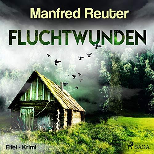 Fluchtwunden audiobook cover art