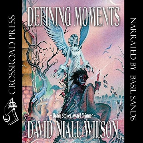 Defining Moments audiobook cover art