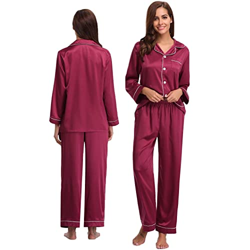 706cb17660 Silk Pyjama Sets  Amazon.co.uk