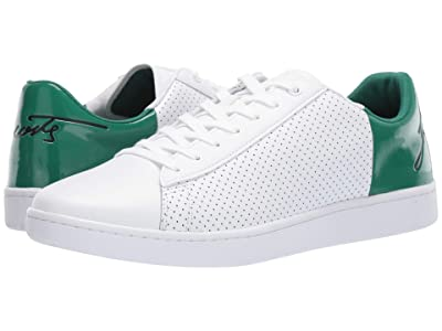 Lacoste Carnaby Evo 319 3 U (White/Green) Men