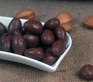 almendras en el chocolate con leche 250 g