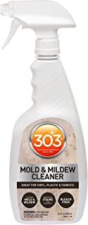 303 Mold and Mildew Cleaner - Quick Cleaning - Elminates Stains - Removes Stains Without Scrubbing - Safe for All Water-Sa...