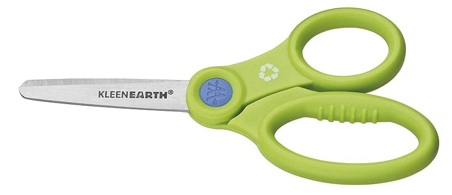 Westcott 5 Inch Microban Kleen Earth Kids Scissor - Assorted Colours wyamjrhrzfgus15