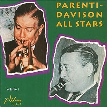 Parenti - Davison All Stars, Vol. 1