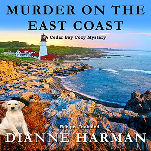 Murder on the East Coast Audiobook By Dianne Harman cover art