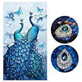 SHUIBIAN 5D Diamond Painting Set Full DIY Crystal Strass Painting diamante decoración para Home Wall Décor Oficina Decoración