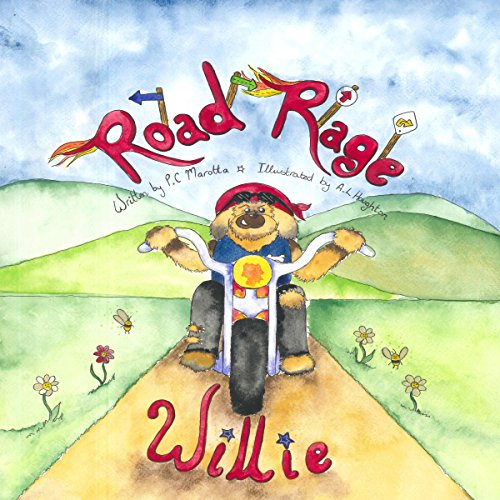 Road Rage Willie audiobook cover art
