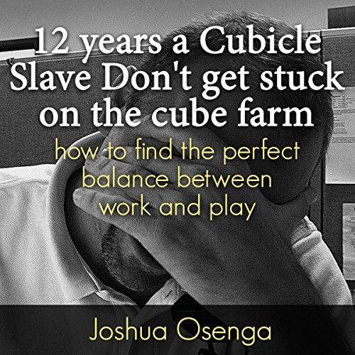 12 Years a Cubicle Slave audiobook cover art