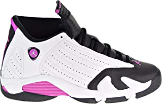 pick up 84492 3eb02 Air Jordan 14 Retro GG Big Kids  Shoes White 654969-119