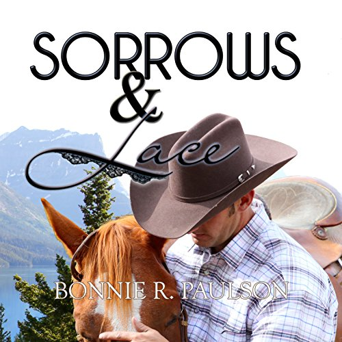 Sorrows and Lace audiobook cover art