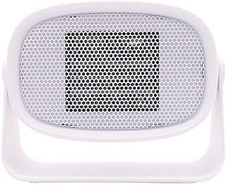 Calefactor Bajo Consumo Silencioso,Calefactor Ceramico Bajo Consumo,Mini Calentador de Mesa Ptc Calentador de CeráMica,Con ProteccióN Contra Sobrecalentamiento,Para El Hogar y La Oficina,Grey