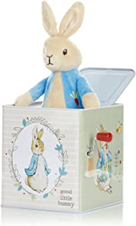 KIDS PREFERRED Beatrix Potter Peter Rabbit Jack-in-The-Box