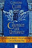 Chroniken der Unterwelt (4-6): City of Fallen Angels (4)City of Lost Souls (5)City of Heavenly Fire (6)