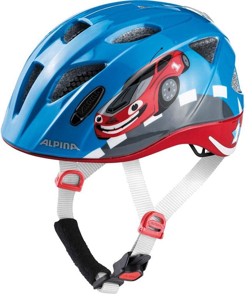 Alpina Ximo Flash Kinder Helm Laufrad 2 Jahre