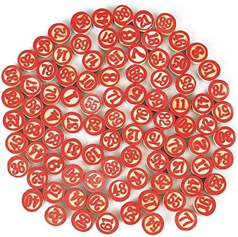 Diy bingo chips