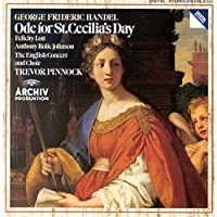 G. F. Handel: Ode for St. Cecilia's Day by Lott (2001-12-21)