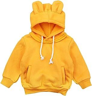 8a82eca89 Amazon.com  Yellows - Hoodies   Active   Clothing  Clothing