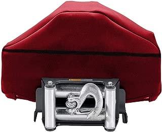Adanse 4000Lbs Verricello Passacavo Verricello Sintetico Passacavo Passacavo per SUV TV UTV Universale Fune di Traino ccessori utomobilistici